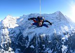 Swiss Alps Skydive: Original Eiger Jump with Transport from Interlaken