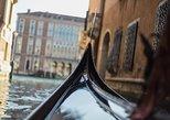 Charming Gondola ride & Magical Glassblowing demonstration