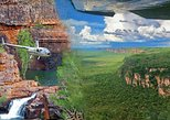 Kakadu & Katherine Gorge Full Day Air Tour, Helicopter & Cruise