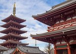 Tokyo Asakusa Half Day New Discover Walking Tour with Local Guide