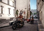 Classic Vintage Tour on Sidecar Motorcycle Ural: Best of Paris (1hour)