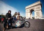 Half Day tour in Vintage Sidecar Motorcycle Ural : Best Visit of Paris (3 Hours)