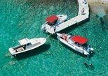 Blue Lagoon and island Solta speedboat tour