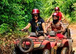 DRIVE AN ATV, LIVE THE EXPERIENCE OF ZIPLINING AND SWIM ON A REAL CENOTE