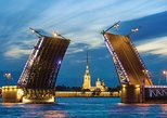 3-Day Shore Excursion in St Petersburg with a Night Boat Tour