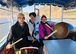 Japanese Taiko Drum Experience on the Boat (阿武隈ライン舟下り)Japan Experience