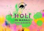 Holi in Manali