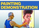 PORTRAIT PAINTING DEMONSTRATION by Douglas Simonson