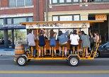 2 Hour PUBLIC Memphis Party Bike Pub-Crawl - Downtown