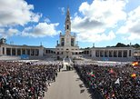 Fátima, Batalha, Alcobaça, Nazaré, Óbidos Full-day Tour from Lisbon