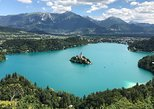 Lake Bled and Ljubljana Tour from Koper