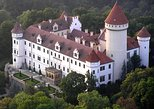 Konopiste castle and Cesky Sternberk castle tour