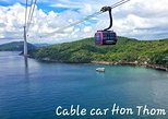 Cable Car Trip: Cable car & 3 island Trip Phu Quoc