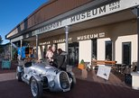 Museum of land transport which also probes the future with interactive exhibits