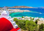 full-day mykonos south coast cruise with lunch