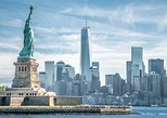 1 Day New York City Guided Sightseeing Tour (Statue Liberty Cruise Included)
