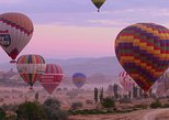 Cappadocia Balloon Ride with Red Tour (English and Spanish Guide Options)