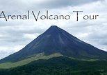 Arenal Volcano Mini-Combo Volcano Hike and La Fortuna Waterfall