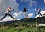 High Ropes at the foot of Ngong Hills