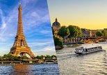 Skip the Line Eiffel Tower Tour & Seine River Cruise