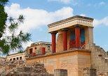10-Day Greek Island Tour: Mykonos, Delos, Santorini, Volcano, Crete, Knossos