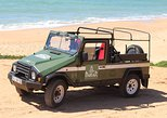 Jeep & Boat Tour| From Faro : 2 Islands + Salt Ponds - Full day in Ria Formosa
