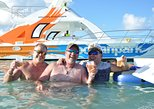 Caribbean - Dominican Republic: Catamaran Booze Cruise: Snorkel, Natural Pool & Typical Dominican Food