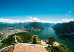 Lugano Region Guided Excursion from Lugano to Monte San Salvatore by funicular