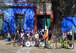 Mexico City Bike Tour: Coyoacan and Frida Kahlo Museum VIP ENTRANCE
