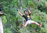 Bali Treetop Adventure Park Ticket with Hotel Transfer