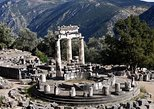 Private Tour Delphi, Museum of Thebes and Mycenaean Tombs, Village of Arachova