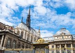 Notre Dame Island Medieval Tour with Skip the Line of Sainte-Chapelle Combo Tour