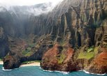 Private Kauai & Forbidden Island Air Tour 90 minutes