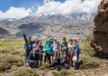 Adventure with hiking 8 km. Full day in the Cajón del Maipo.