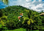 Monkey Land Explorer and Zip Line Adventure from Punta Cana