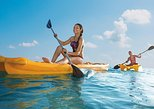 Cozumel Guided Kayak tour & Beach club
