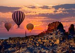 2 Days Cappadocia Tour Including Red Tour, Green Tour and Hot Air Ballloon Ride
