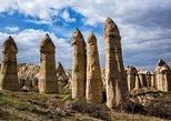 Explore to Cappadocia : 2 Full-day Cappadocia Tours - Red Tour & Green Tour
