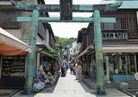 Kamakura & Enoshima, with Private Car, from Tokyo up to Hakone, by Guide-Driver