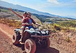 Ride on quads in Krkonose mountains. 60 km ride for groups of 4 to 8 people.