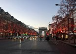 Christmas in Paris: The Champs Elysées & the Arc de Triomphe