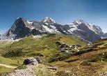 Bernese Oberland Alps Day Trip from Lucerne: Kleine Scheidegg and Jungfraujoch Panorama