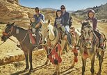3 hour Horseback Riding Experience Inside Petra Via the Back Road
