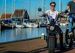 E-scooter 3.5 hours tour Volendam, Monnickendam, Marken including boatcruise