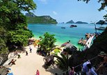 Snorkel and Kayak Tour to Angthong Marine Park by Speedboat from Koh Samui