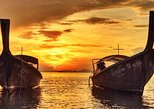 7 islands sunset tour by big boat with plankton swim & beach BBQ