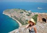 Private Nafplio city tour including a visit to the beach