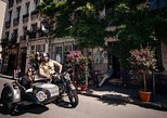 Full Day Tour on Vintage Sidecar: Best Visit of Paris & Versailles