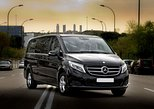 Arrival Private Transfer Milan Malpensa Airport MXP to Turin City by Luxury Van