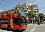 Barcelona City Tour Hop-On Hop-Off